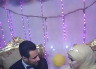 """بالصور  """"النني"""" يحتفل بخطوبة شقيقته على لاعب المحلة"""