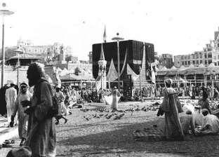 ألماني أسر في تركيا وحج مع القافلة المصرية 1607