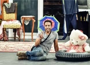 """مسرحيتان لحنان مطاوع وسامح حسين على مسرح """"الفلكي"""" الليلة"""