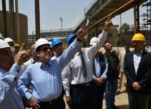 وزير البترول يجري جولة ميدانية بعد زيادة أسعار الوقود في الأسواق