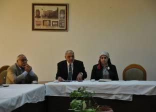 """""""ضمان الجودة"""" يزور كلية السياحة والفنادق بجامعة المنيا"""