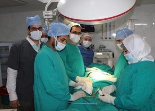 نجاح 47 عملية لحالات المشيمة الملتصقة بمستشفى صحة المرأة بجامعة أسيوط