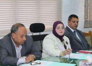 وكيل تعليم كفر الشيخ تترأس لجنة لاختيار شغل 3 وظائف بالمديرية