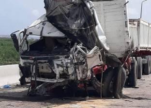 """سقوط سيارة من أعلى كوبري """"التونسي"""" ووفاة قائدها"""