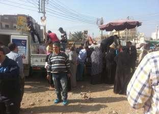 """""""مستقبل وطن"""" بكفر الشيخ يطرح سلعا مخفضة للمواطنين"""
