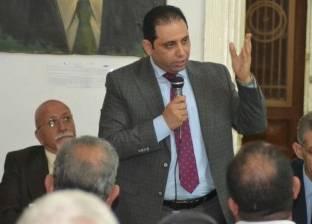 """""""حسان"""": """"الوفد"""" في مأزق قانوني بسبب وجود هيئتين بالمخالفة للائحة الحزب"""