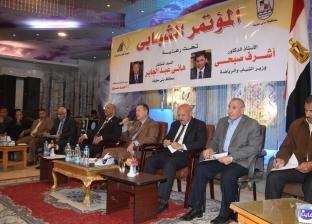 محافظ بني سويف: عقد لقاء شهري بشباب القرى والمدن