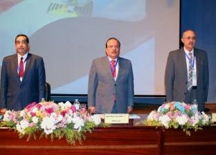 بالصور| انطلاق فعاليات المؤتمر الدولي العاشر للجيوفيزياء بجامعة طنطا