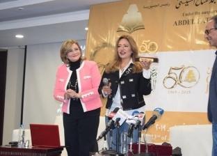 هيثم الحاج: ربحنا الرهان فى اليوبيل الذهبى ومعرض الكتاب «بلا مزورين».. وتجاوزنا 2 مليون زائر