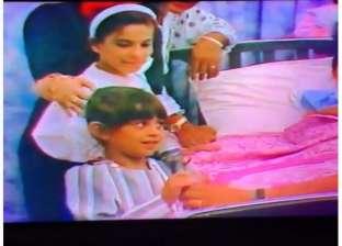 """فيديو من الطفولة.. هبة مجدي تغني """"بالحب اتجمعنا"""" في سن 4 أعوام"""