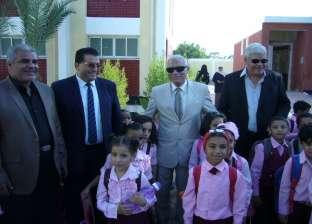 محافظة جنوب سيناء: نسبة الحضور تتعدى 98% في أول يوم دراسي