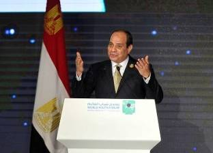 السيسي: مصر حريصة على التواصل مع المجتمع المدني الأمريكي