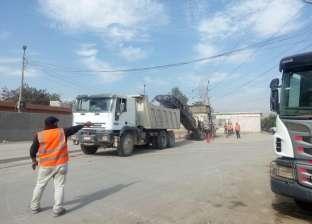 محافظ أسيوط: خطة شاملة لإزالة المطبات وكشط الشوارع الرئيسية