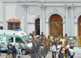 اعتقال 13 مشتبها في تفجيرات سريلانكا
