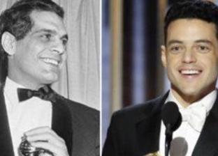 رامي مالك ليس الأول.. عمر الشريف ترشح لـ«الأوسكار» في نسختها الـ35