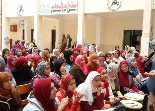 """بمشاركة 5000 طالب وطالبة.. """"تعليم دمياط"""" تواصل مجموعات التقوية"""