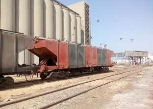 رئيس ميناء الإسكندرية: نشاط في حركة نقل البضائع عبر السكة الحديد