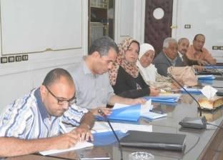 توفير مستلزمات لـ24 وحدة صحية و7 مراكز شباب ومدارس في المنيا