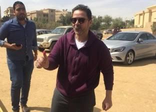 مدحت صالح وإدوارد يدليان بصوتيهما في الانتخابات الرئاسية