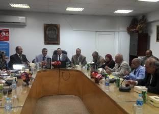مجلس طب بيطري بنها يكرم نائب رئيس الجامعة للتعليم والطلاب