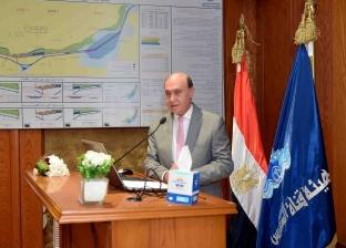 """""""مميش"""": لا خوف على قناة السويس من الطرق البديلة"""