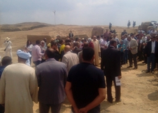 """وزير الآثار: جولتي لـ""""صان الحجر"""" بداية لوضعها على خريطة السياحة"""