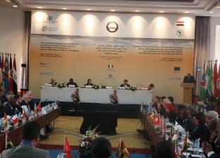 """مناقشات في مؤتمر """"مواجهة الاتجار بالبشر"""".. تراجع المهاجرين إلى إيطاليا"""