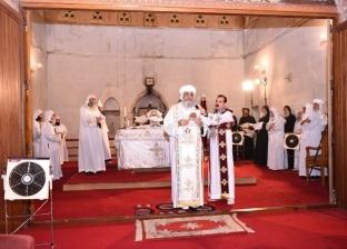 """بالصور.. البابا في الذكرى الأولى لـ""""إبيفانيوس"""" يحسم الجدل: مات شهيدًا"""