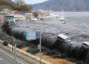 بالصور| بركان وأمطار ثلجية وضباب.. 3 كوارث طبيعية تضرب آسيا