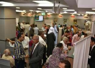 افتتاح المقر الجديد للبنك الأهلي المصري بأسيوط