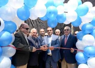افتتاح حمام السباحة التعليمي بالقرية الأوليمبية بجامعة المنصورة