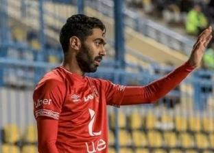 أديب مشيدا بحسين الشحات: جاب تمنه في الماتشين بتوع الزمالك