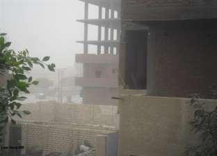 """غلق 3 طرق سريعة بـ""""الفرافرة"""" في الوادي الجديد بسبب العواصف الترابية"""