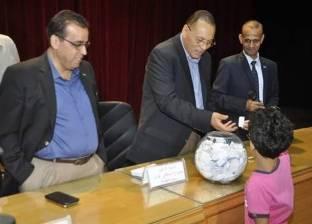 20 فائزا في حفل توزيع جوائز المسابقة الدينية بجامعة قناة السويس