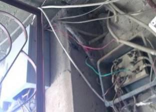 ضبط 7590 قضية سرقة تيار كهربائي بالمحافظات