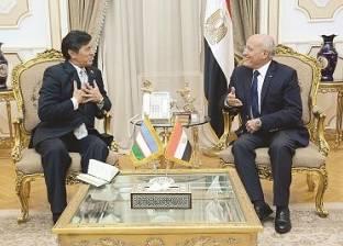 «الاستعلامات»: زيارة «السيسى» لأوزباكستان تتوج ربع قرن من التعاون