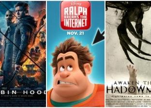 بالفيديو| 4 أفلام جديدة بالسينمات.. تعرف عليها