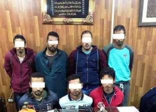 ضبط 7 أشخاص اعتدوا على أسرة داخل مسكنهم لوجود خلافات سابقة بالإسكندرية