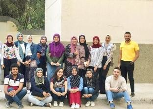 """""""عشر دقايق"""".. مشروع تخرج للتوعية بممارسة الرياضة في جامعة عين شمس"""