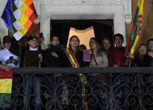 رئيسة بوليفيا المؤقتة تلتقي مبعوث أممي لبحث الأزمة السياسية في البلاد