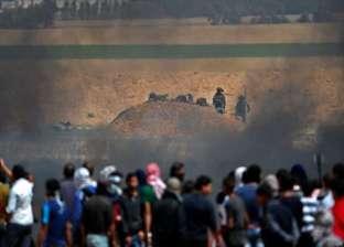مواجهات في يوم الجمعة الثالث للاحتجاجات الفلسطينية قرب حدود غزة