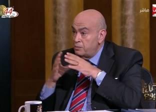 عماد أديب: سأنتخب السيسي لأنه الرجل المناسب للمرحلة