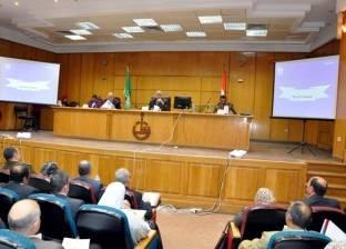 عشماوي: إعداد أول خريطة للاستثمار وعقد مجالس تنفيذية في المدن والقرى