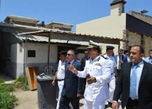 ضبط 6 أشخاص على ذمة قضايا بالإسكندرية خلال حملات تفتيش الشقق والفنادق