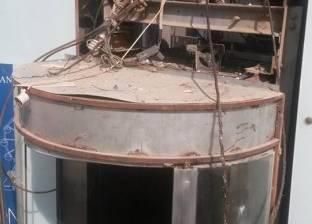 إحالة المسؤولين عن تعطل مصعد مستشفى بركة السبع للتحقيق