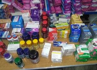 «الصحة» تواجه بيع الأدوية المهربة والمغشوشة بـ«الحملات الرقابية».. وإحالة المخالفين للنيابة