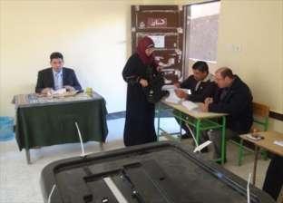 تزايد إقبال الناخبين على لجان الدائرة الثالثة في الإسماعيلية
