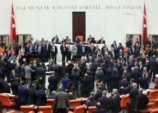 هلع في البرلمان التركي بعد تفشي فيروس كورونا