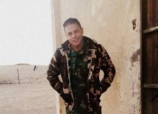 """""""قليب أبيار"""" بالغربية تنتظر وصول جثمان """"المنيسي"""" شهيد القوات المسلحة"""