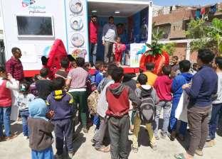 استمرار فعاليات حملة ترشيد استهلاك المياه في المنيا